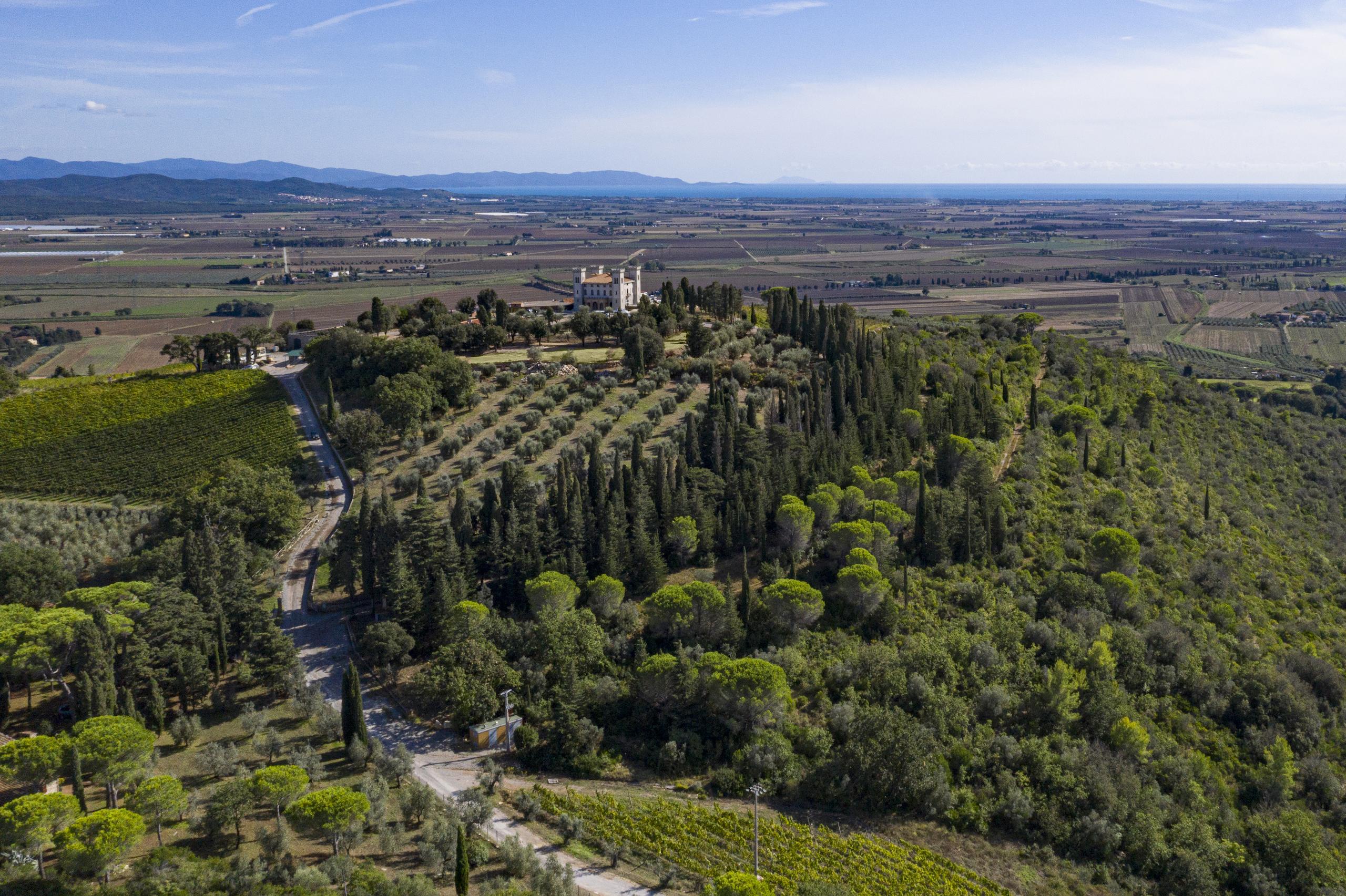 Luxury Resort Toscana Costa degli Etruschi - Castello Bonaria