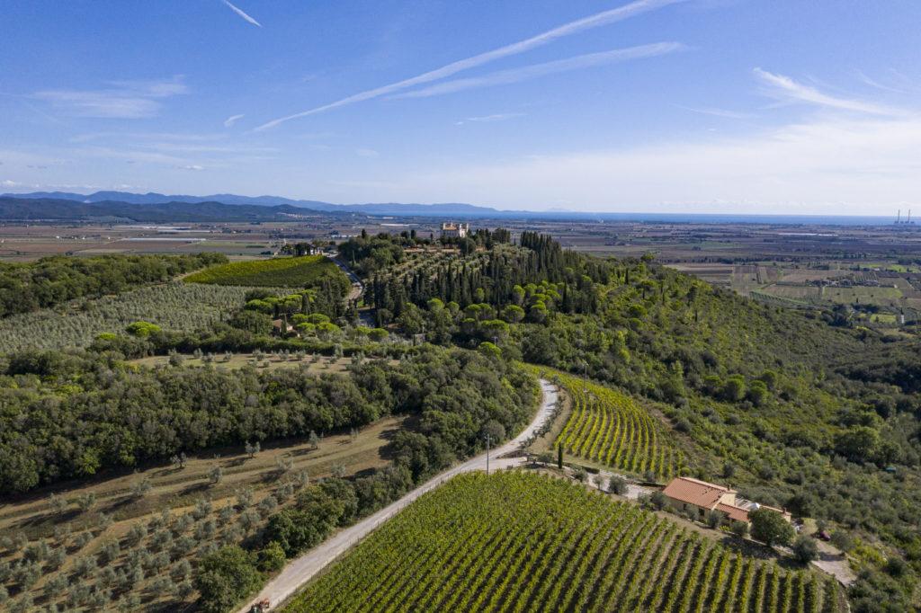 Castello per Matrimoni in Toscana - Castello Bonaria