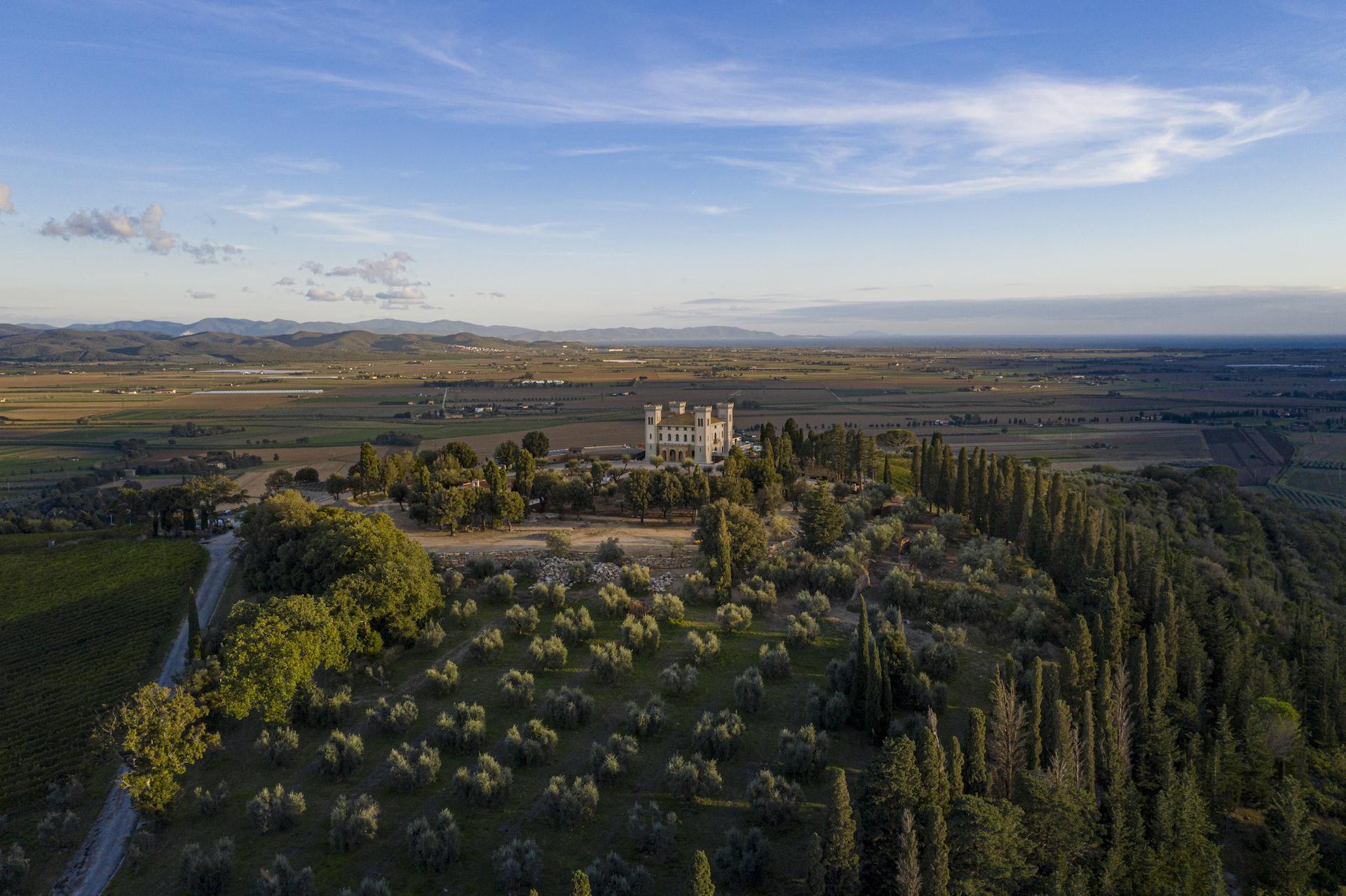 Castello con SPA in Toscana - Castello Bonaria