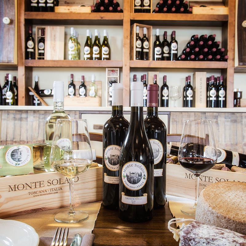 week end enogastronomico Toscana - Castello Bonaria