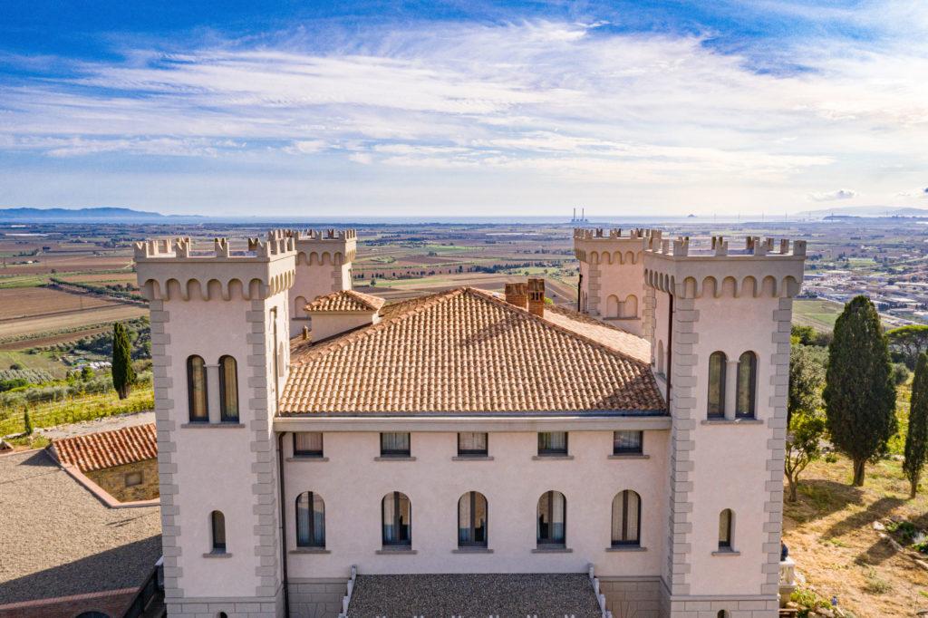 Hotel con SPA in Toscana - Castello Bonaria