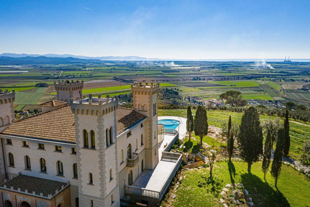 Hotel con centro benessere in Toscana - Castello Bonaria