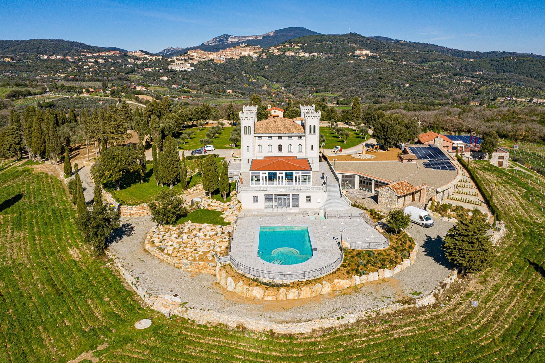 Offerte Hotel di Lusso in Toscana - Castello Bonaria