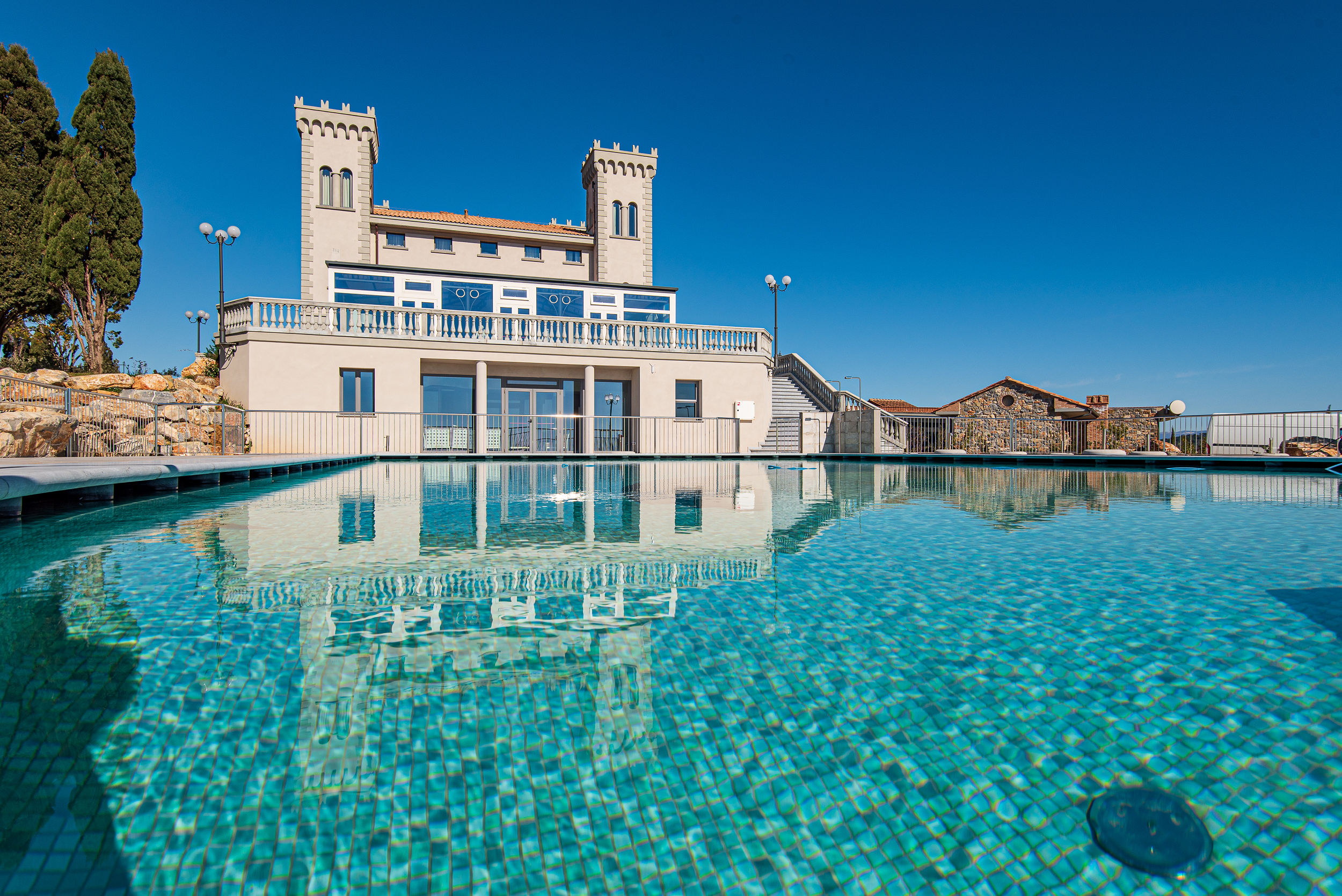 Castello Bonaria Luxury Spa Resort Toscana