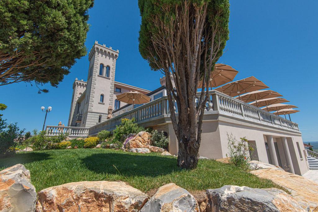 Vacanze in Castello in Toscana - Castello Bonaria SPA Resort